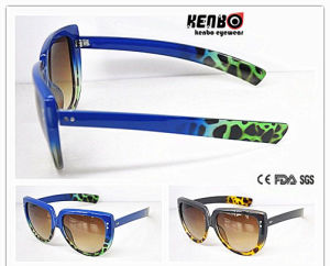 Fashion Hot Asle Sunglasses with Nice Temlpe Kp50198 pictures & photos