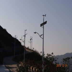 Wind Solar Light System, LED Wind Solar Lamp System pictures & photos