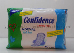 Attractive Fashion Shape Sanitary Pads/Towel/Napkins pictures & photos