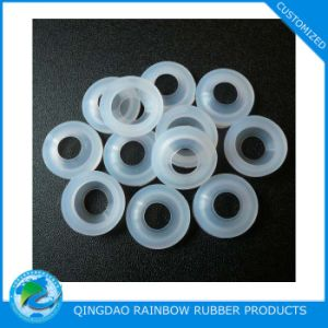 Custom Molded Clear Silicone Rubber Seal