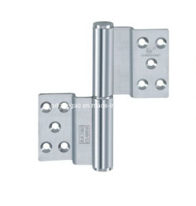 SUS304 Satin Finis Flag Hinge for Wooden Door Hinge (K315-30545SQFG) pictures & photos