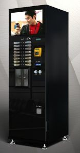 Coffee Bean Vending Machine (F308) pictures & photos