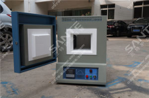 Laboratory Bench-Top Programmable Heat Treatment Furnace up to 1300degrees pictures & photos