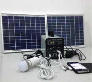 Portable Home Solar Energy System pictures & photos