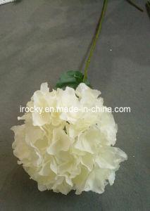 Artificial Hydrangea Flower Head (XF-C0138ff)