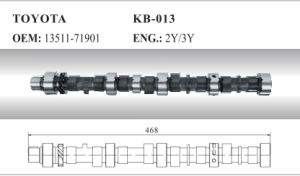 Auto Camshaft for Toyota (13511-71901) pictures & photos