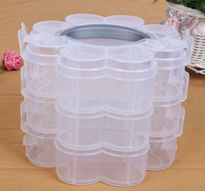 High Quality (153) Transparent Plastic Container Storage Box
