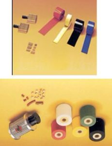 Thermal Color Ribbon and Solid Ink Wheel pictures & photos