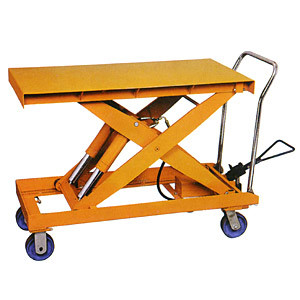 Hydraulic Lift Table (TF100D) pictures & photos