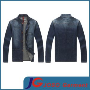Fashion Denim Coat for Men (JC7016) pictures & photos
