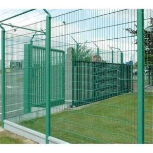 Gate of Grid Wire Mesh Fence (Factory) pictures & photos