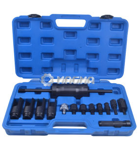 14 PCS VAG Tdi Injector Puller Extractor W/Slide Hammer-Garage Tools (MG50348) pictures & photos
