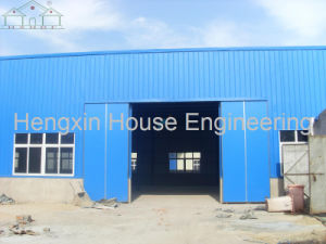 Easy Assembled Pre-Engineered Warehouse