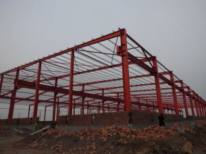 Light Steel Prefabricated Warehouse with CE Certificate pictures & photos