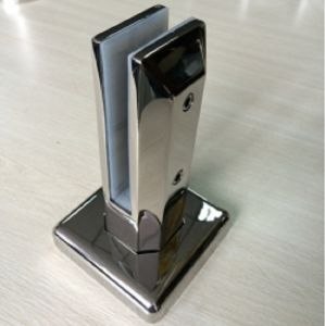 Stainless Steel Staircase 316 Glass Fence Spigot (Handrail Fitting) pictures & photos
