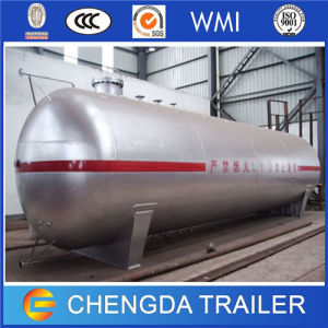 25cbm to 60cbm LPG Gas Fuel Water Storage Tank pictures & photos