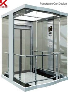 British Panoramic Lift with Marble Floor pictures & photos