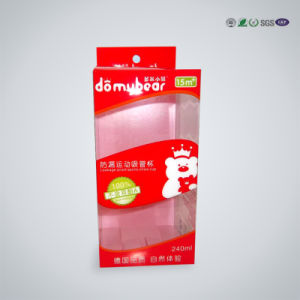 Cosmetic Industrial Use Foldable Feature Customized Plastic Packaging Box pictures & photos