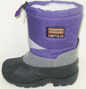 Children Snow Boot for Winter (SNOW-190001) pictures & photos