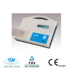 Three Channel Digital ECG Monitor and ECG Machine (OW-E31A) pictures & photos