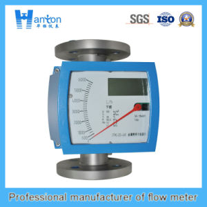 Vertical Installation 316 Metal Tube Rotameter for Dn15-Dn50 pictures & photos