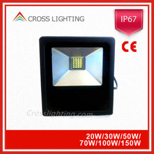 IP67 Dimmable LED Flood Light with Hv No Driver