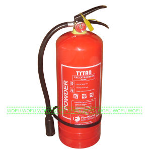 6kg ABC Dry Chemical Powder Fire Extinguisher pictures & photos