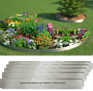 New Metal Palisade Type Galvanized Steel Lawn Edging Strip pictures & photos