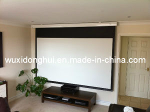 High Quality Electric Projection Screens for Home and Office