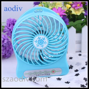 2015 New Design Summer Gifts with Lithium Electronic Fan pictures & photos
