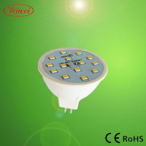 MR16 3W LED Spotlight (SMD2835) pictures & photos