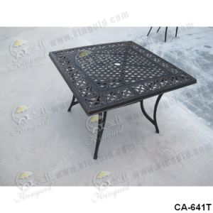 Cast Aluminium Furniture, Outdoor Furniture Ca-641tc pictures & photos