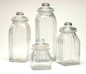 Glassware, Glass Jar, Glass Bottle for Food Storage pictures & photos