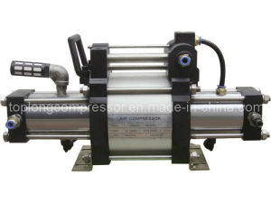 Oil Free Oilless Air Booster Gas Booster High Pressure Compressor Filling Pump (Tpd-60) pictures & photos