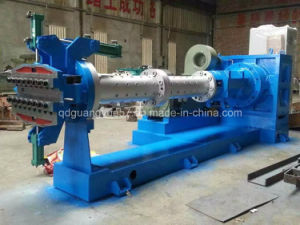 Rubber Extruder of Single Screw pictures & photos