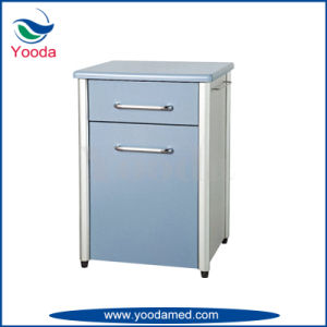 Aluminum Alloy Hospital Bedside Cabinet pictures & photos