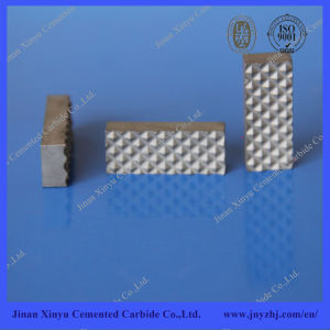 Customized Tungsten Carbide Rectangle Insert pictures & photos