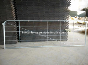 Galvanized Farm Gate pictures & photos