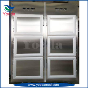 Stainless Steel Funeral Dead Body Mortuary Freezer pictures & photos