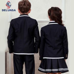 Wholesale Black School Uniform Suit pictures & photos