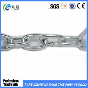 Hot Dipped Galvanized Link Chain pictures & photos