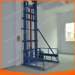 7m Hydraulic Small Goods Lift for Warehouse and Material pictures & photos