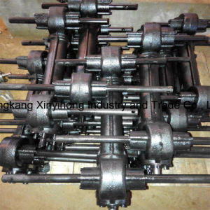 Hot Sale Worm Gear Worm Manual Cultivator Gasoline Power Tiller pictures & photos