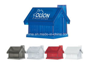 Plastic House Saving Storage Box for Promotional Gift pictures & photos