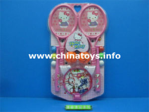 Hot Selling Plastic Toys Sport Set (801638) pictures & photos