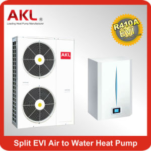 China Eco Friendly Split Air To Water Heat Pump With Ce