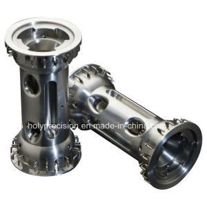 CNC Machining Parts with Turning, Milling and Drilling pictures & photos