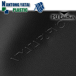 Modern Comfortable PU Microfiber Leather for Sofa and Car Seats pictures & photos
