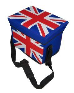 Lovely Kids Series Austrilian Flag Foldable Storage Seat Cooler Box