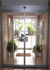 Automatic Glass Door System with CE (DS100) pictures & photos